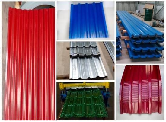 All Roofing IBR Widespan Corrugated Steel Products Products Harare Zimbabwe