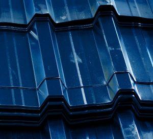 Azure Blue IBR Chromadek Q-Tile Roofing Harare Bulawayo Mutare Masvingo Zimbabwe
