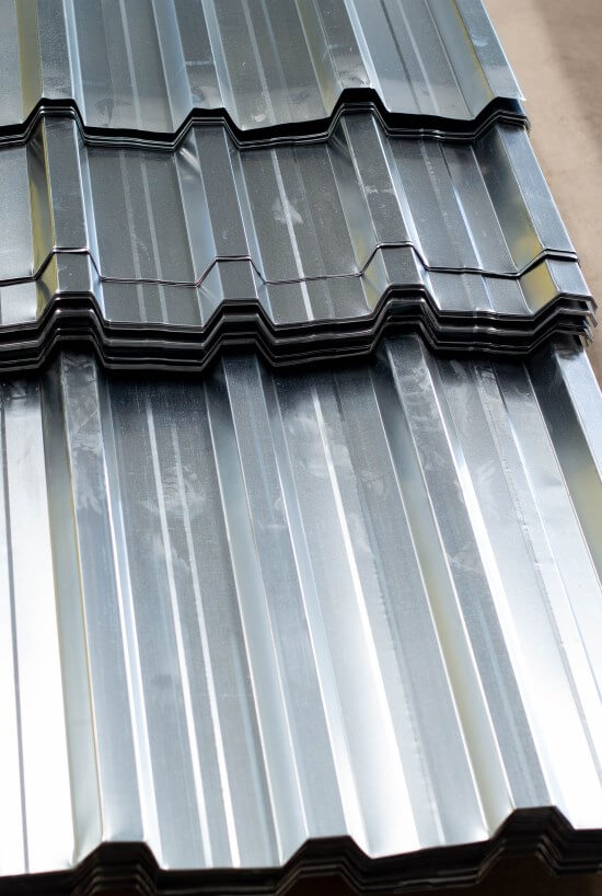 Buy IBR Galvanised Roof Sheeting from Supplier Manufactured in Harare Masvingo Gweru Bulawayo Mutare Zimbabwe