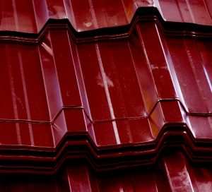 Maroon IBR Chromadek Q-Tile Roofing Harare Bulawayo Mutare Masvingo Zimbabwe